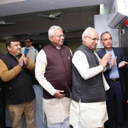 Inauguration of 3rd Computer Lab and Aaharsadnam